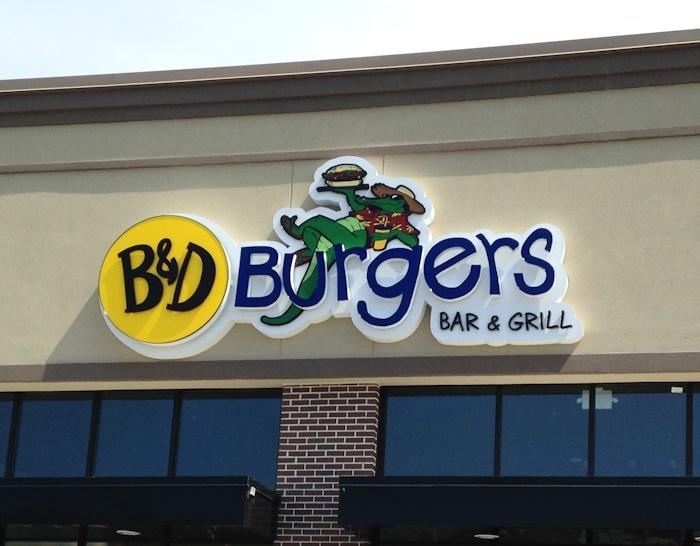 B & D Burgers Pooler