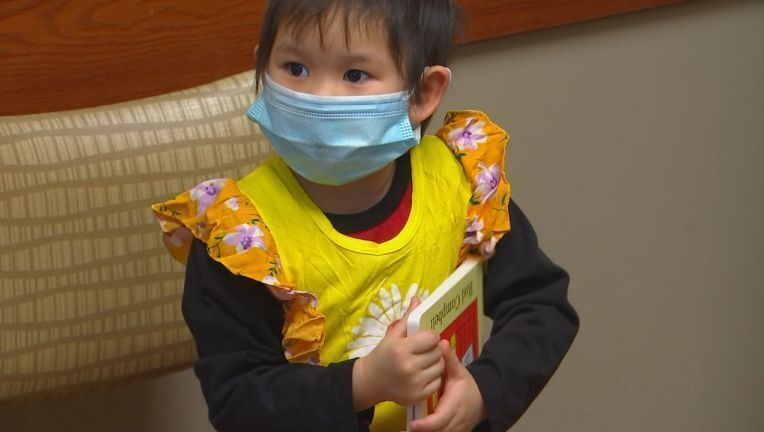 FOX 9 Highlights M Health Fairview's Reach Out and Read Program Amid Pandemic