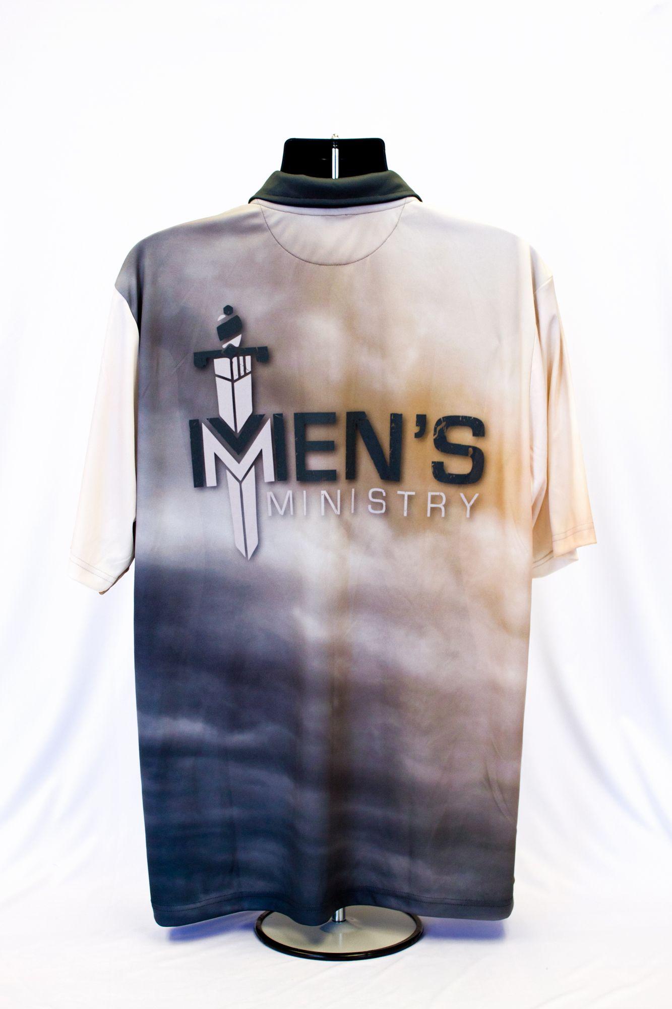 Men's Ministry Group - Back