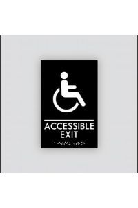 Accessible Exit