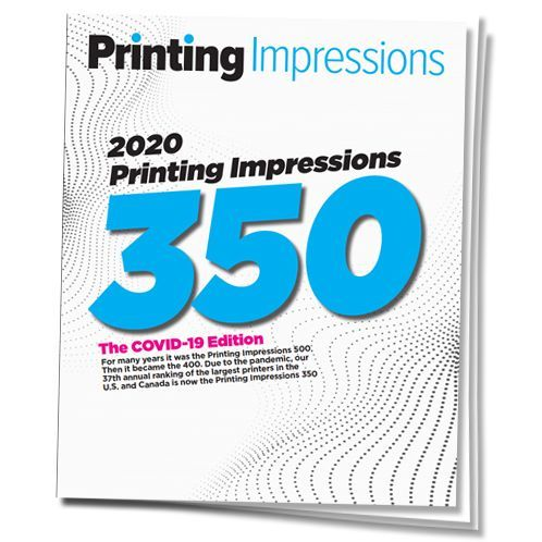 Strategic Factory Makes Printing Impressions 350 List of Largest Printing Companies