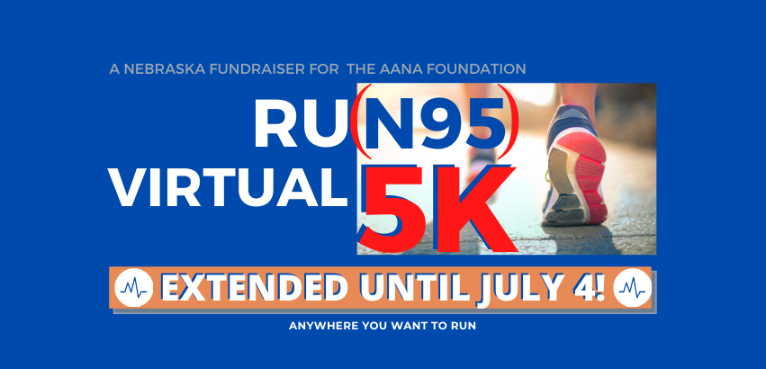 Ru(n95) Virtual 5K Fundraiser!