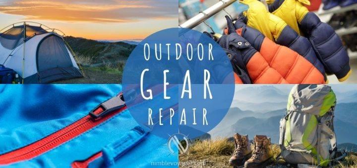 Outdoor Gear Repair Cafe
