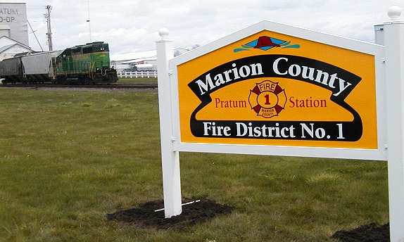 Marion County Fire Station