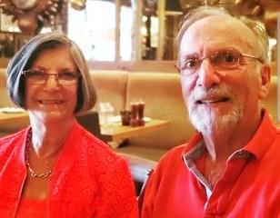 Diana and Bob Gelman