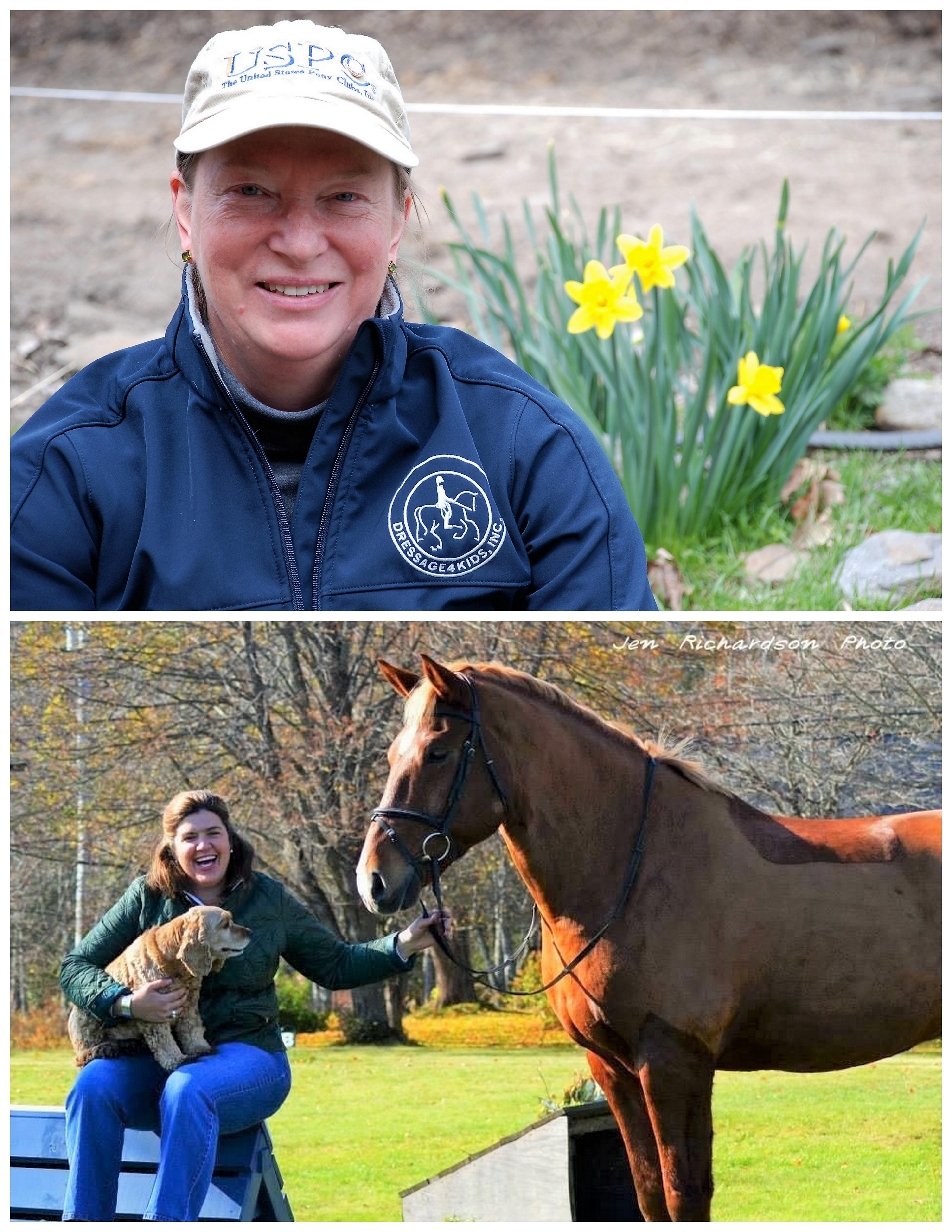 TDF Awards Two $500 Grants to Pony Club Members