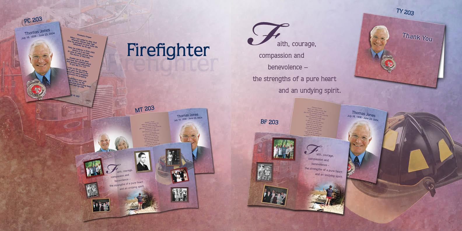 203 Firefighter