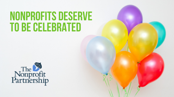 Nonprofits Deserve to be Celebrated