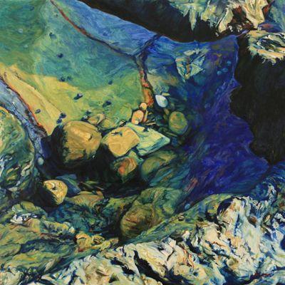 Tidal Pool VI (Inner Jewels)