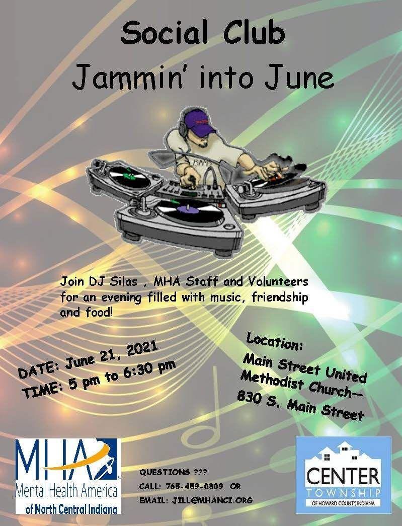 Social Club - Jammin In June
