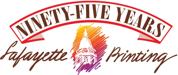 Lafayette Printting's 95th Anniversary