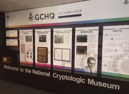 Cryptologic Treasures exhibit celebrates GCHQ