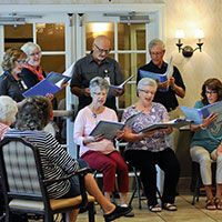 Eastridge Hospice Singers