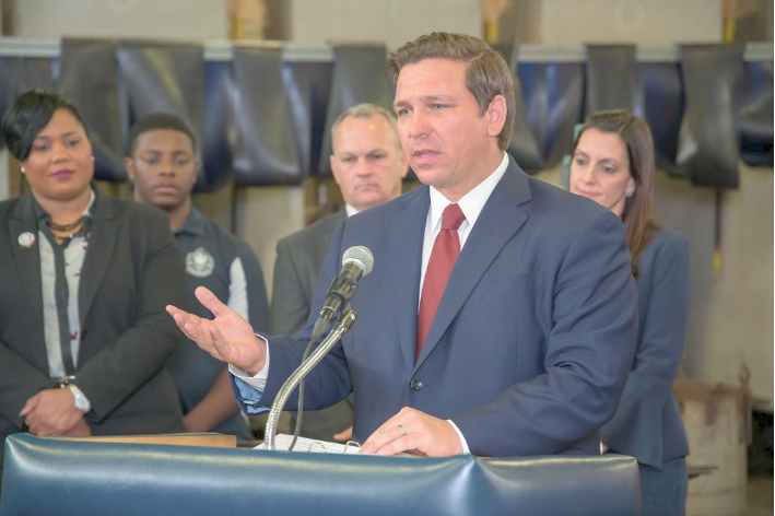 BizJournals: DeSantis likes House plan on texting while driving