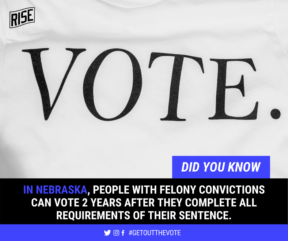 Get Out The Vote: Felony Convictions