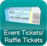 Event / Raffle Ticket