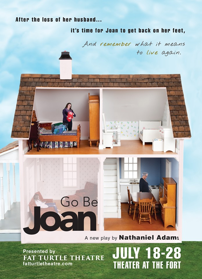 """Go Be Joan"" presented by Fat Turtle Theatre"