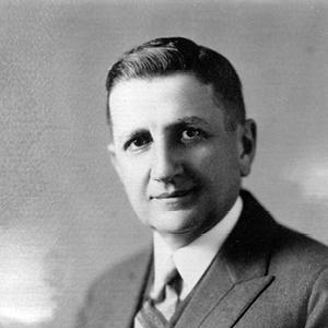 Fred V. Fisher 1925-1927