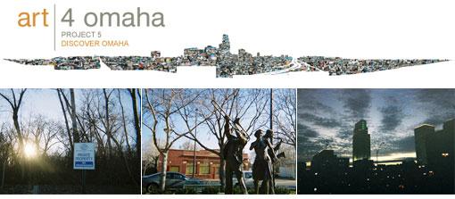 Art4Omaha: Discover Omaha