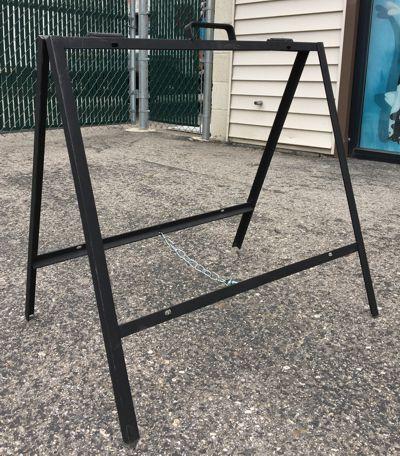 Angle Iron A Frame