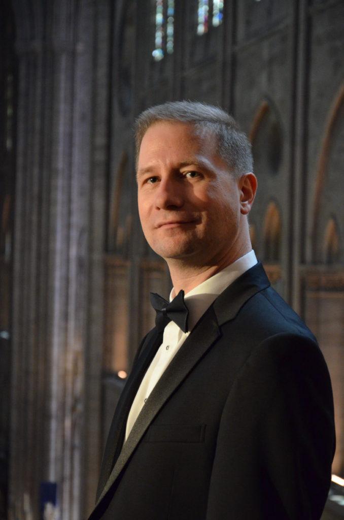 Organ Recital: Johann Vexo