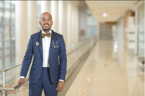 Dr. Darrell Gray II, Class of 2007, Wins Practitioner of the Year Award in Columbus, OH - Congratulations!