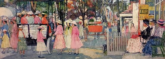 Painting Ladies: The Remarkable Students of Elliott Daingerfield