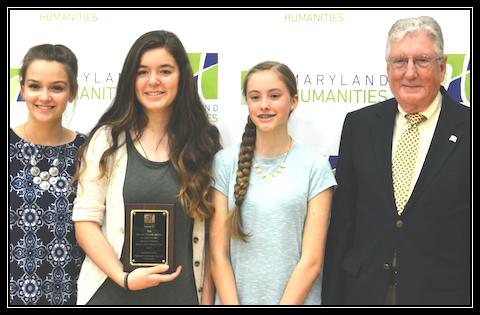 2017 Senior Zaslow Winners