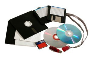 CD/DVD Archiving