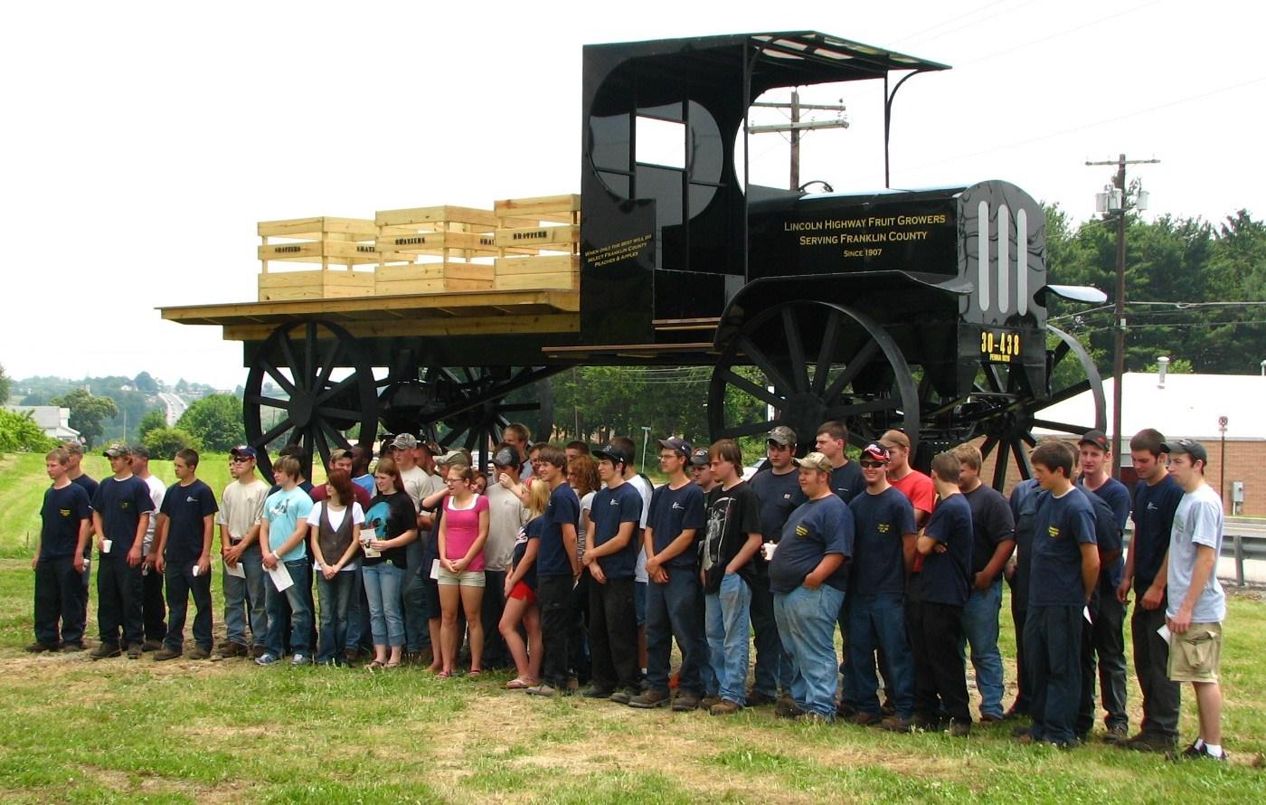 1920 Selden Pick Up Truck