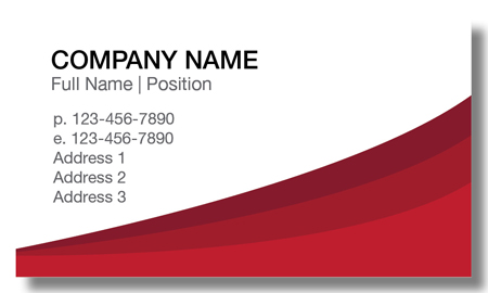 Model #033: Kwik Kopy Design and Print Centre Halifax Business Cards