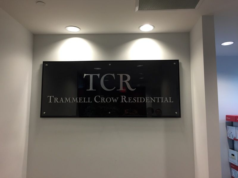 Lobby & Office Signs 006