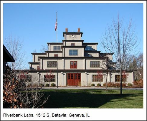 Riverbank Laboratories, Geneva, Illinois