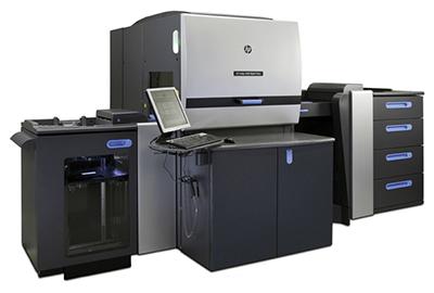 HP Indigo 5900 Digital Press