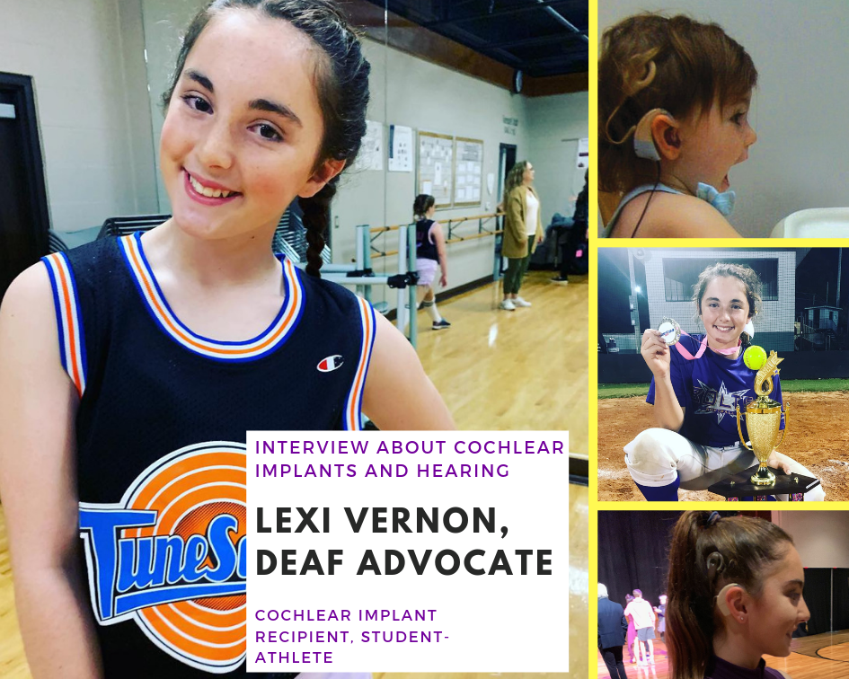 Lexi Stole Our Hearts When She Heard her First Sound in 2009. Now At Age 11, Lexi Answers Questions About Growing Up Cochlear!