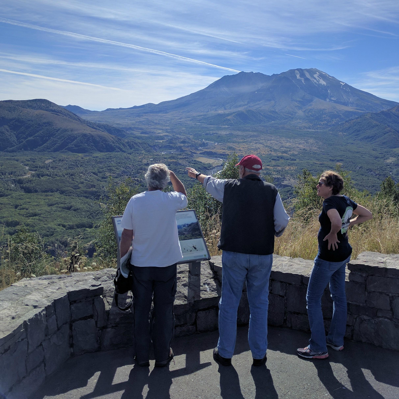 Volcano Volunteers