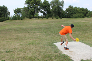 Disc Golf Course | Clear Lake, Iowa | One Vision