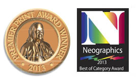 Premiere Print Award Winner 2010