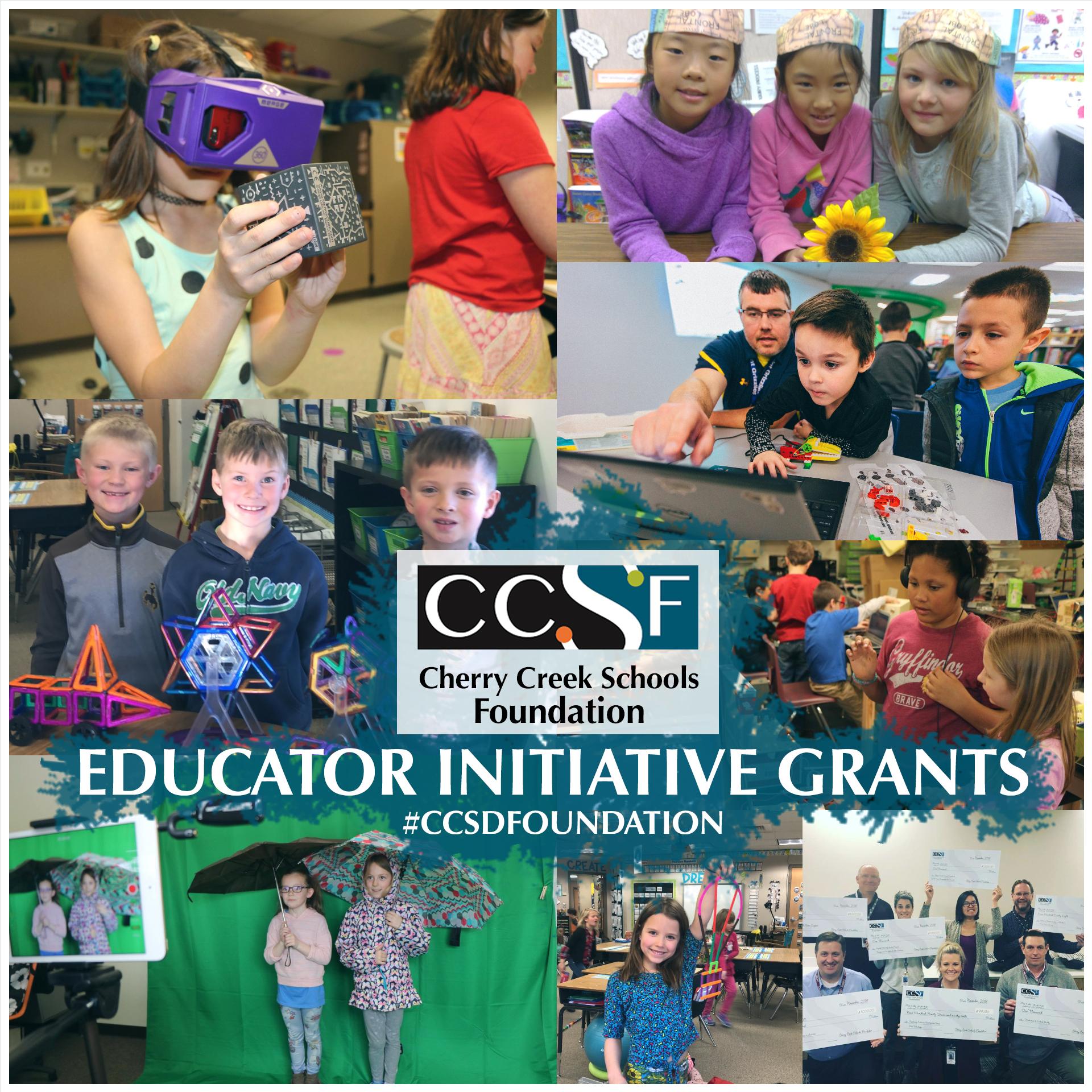 Educator Initiative Grants Announced!