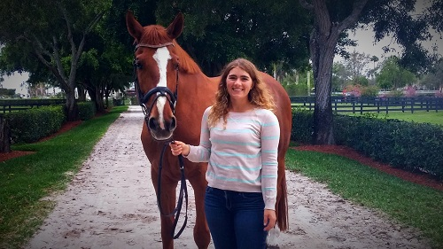 Young Rider Kylie Heitman Awarded TDF Isler Fund Grant