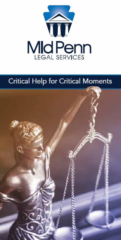 MidPenn Legal Services Brochure