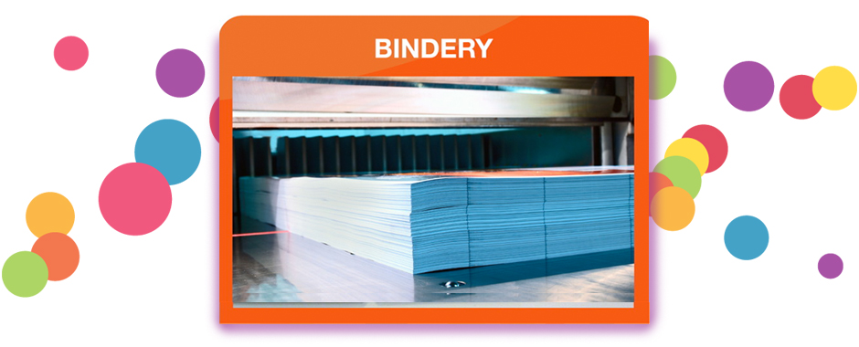 full bindery services