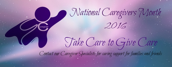 caregiver month