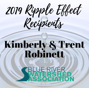Terry Leeds 2018 Ripple Effect Award Recipient