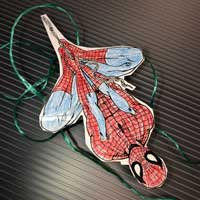 Spider Man Penny Climbers