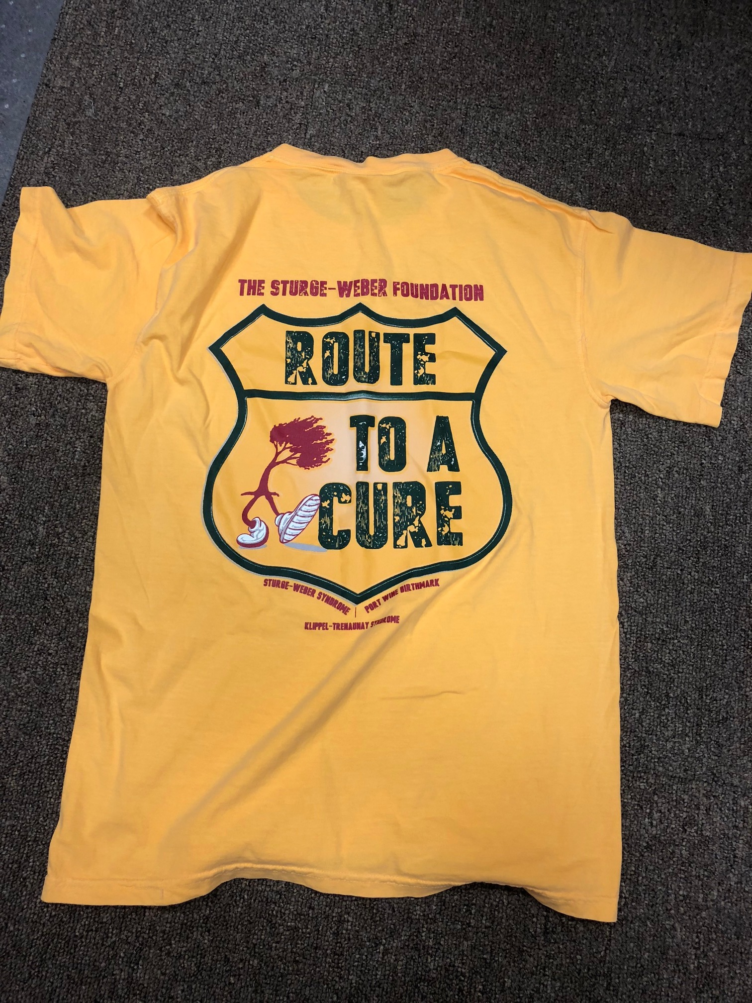Route to a Cure T-Shirts