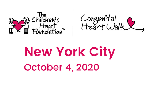 New York City Congenital Heart Walk
