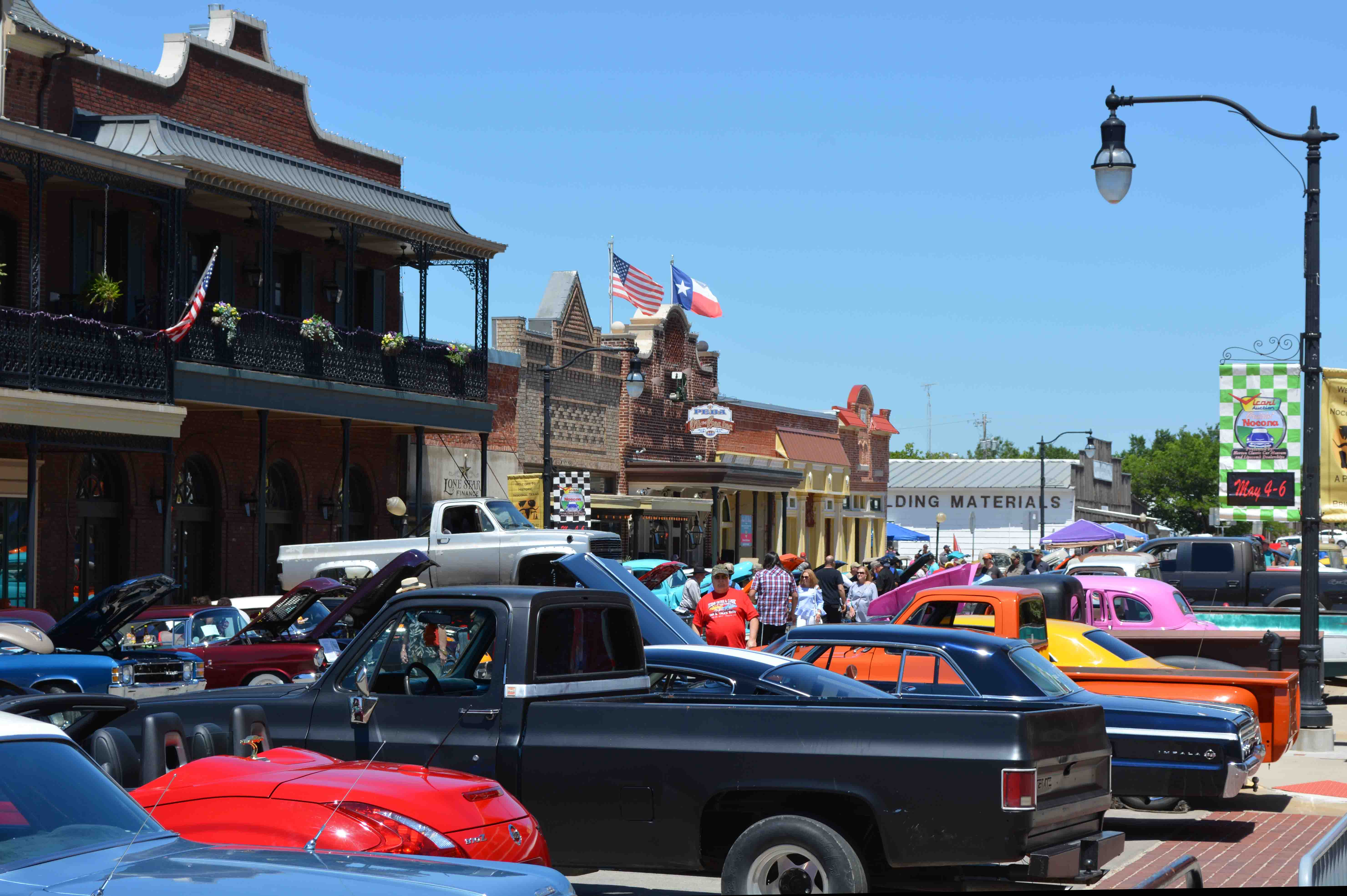 Cruisin' Nocona! May 2nd, 3rd & 4th