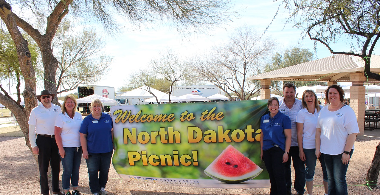 ND Picnic in AZ!