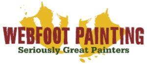 Webfoot Painting